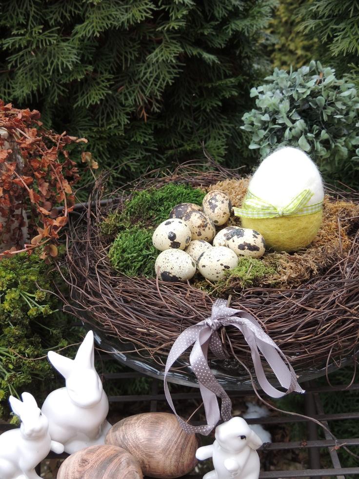 17 best images about osterdeko on pinterest deko basteln and egg shells. Black Bedroom Furniture Sets. Home Design Ideas