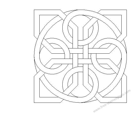 free celtic church patterns