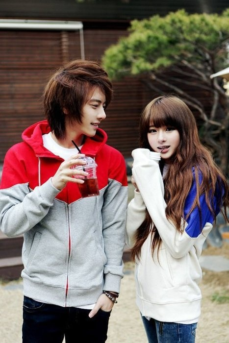 Park Tae Jun And Park Hyo Jin Kpop Jin Unisex Looks