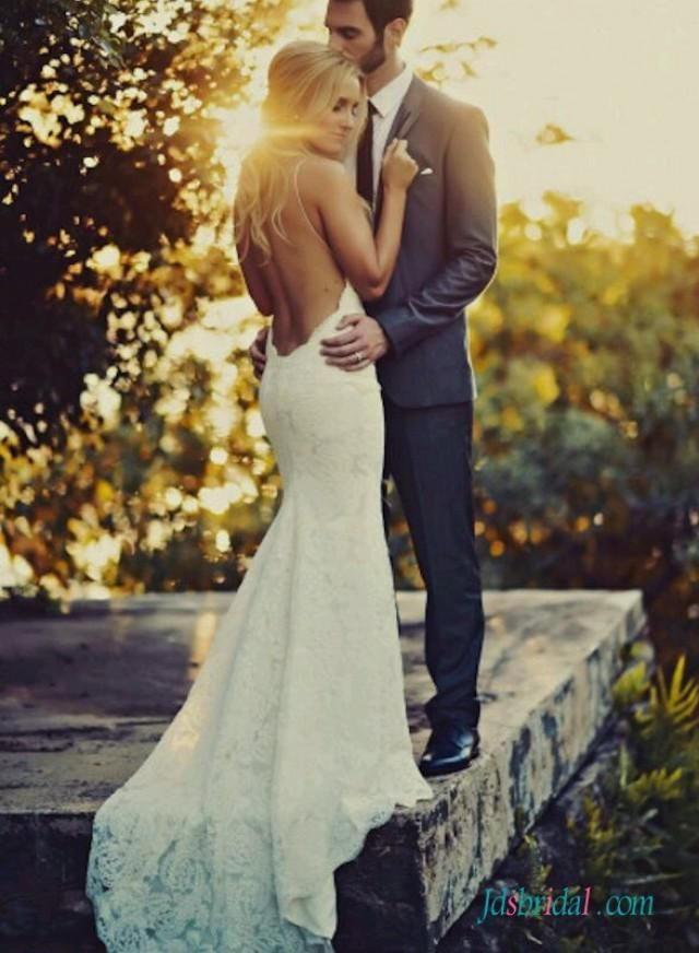 25 best ideas about tight wedding dresses on pinterest for Tight fitted mermaid wedding dresses