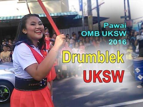 OMB UKSW - pawai Drumblek UKSW