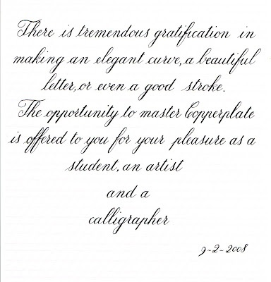 1000 Images About Copperplate On Pinterest Teaching