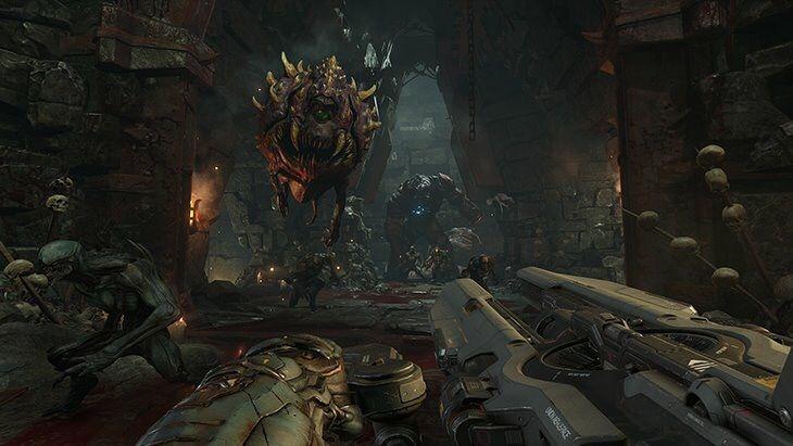 Doom 2017 скачать торрент