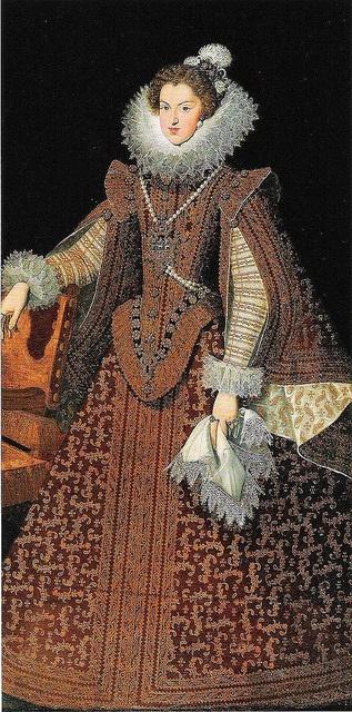 Juan van der Hamen y León - Infanta Maria de Áustria, 1626