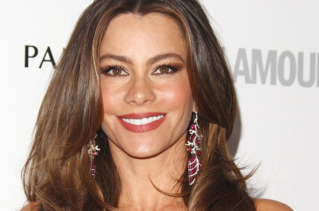 """Actress SOFIA VERGARA refuses to listen to critics who accuse her of fuelling Latina stereotypes with her role as a """"loud"""" Colombian wife on hit U.S. sitcom MODERN FAMILY, insisting it is """"who we are"""".: Sofia Vergara, 40Th Birthday, Stars, Actress Sofia, Modern Family, Families, Sitcom Modern"""