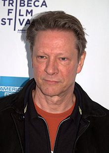 """Chris Cooper (1951-  ) He was born in KCMO.  He served in the Coast Guard Reserve before graduating from the University of Missouri.  He has appeared in numerous films and won the Best Supporting Actor Oscar for his role in the 2002 film """"Adaptation""""."""