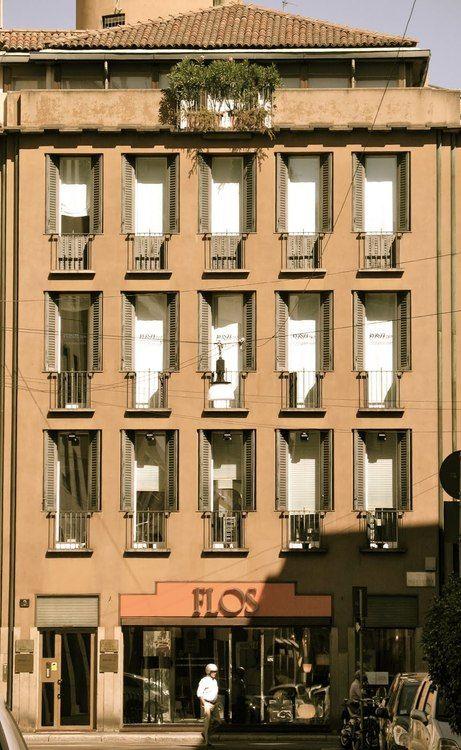 Luigi Caccia Dominioni - Casa Corso Monforte 9, Mailand, 1964