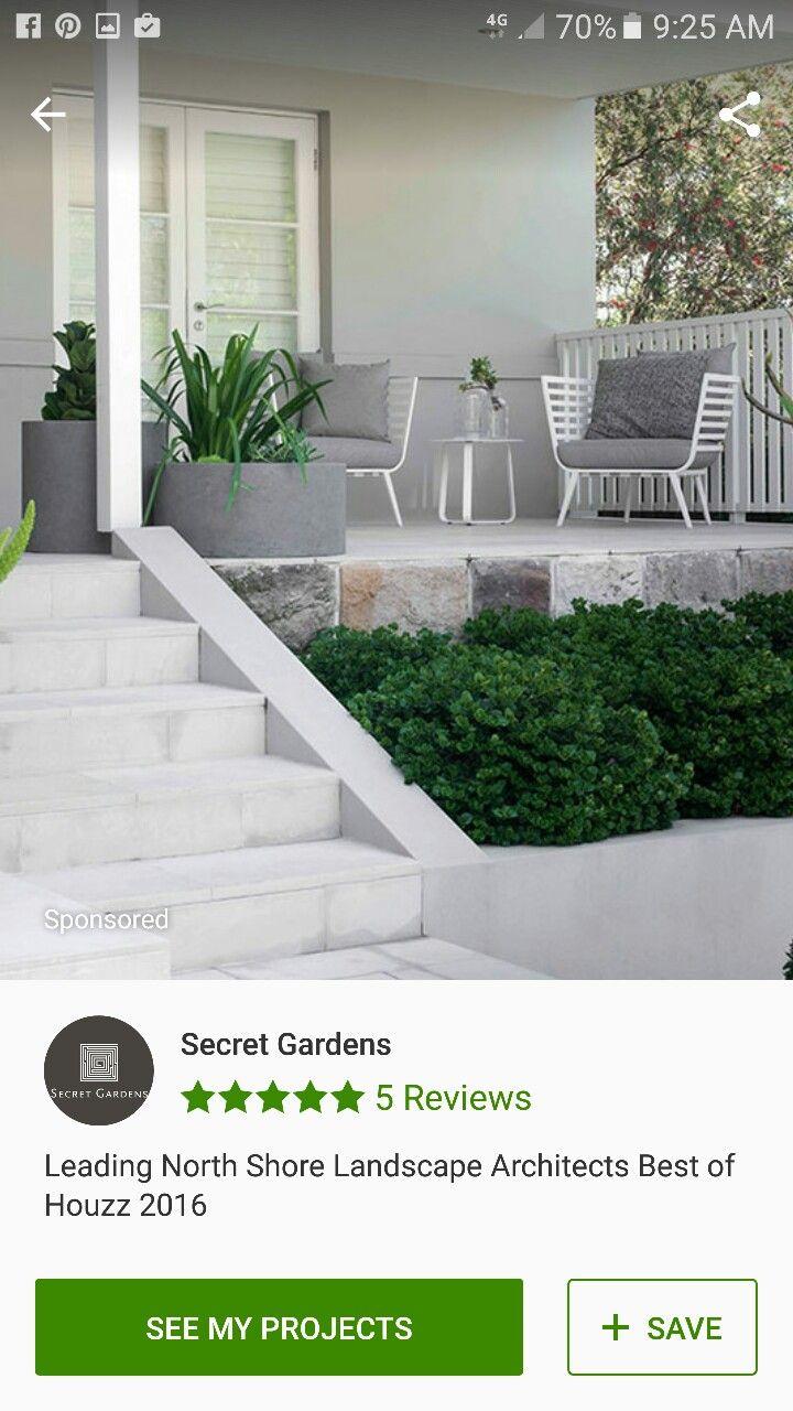 grandes plantadores plantadores modernos jardineras patios delanteros el frente hormign puedes exterior you
