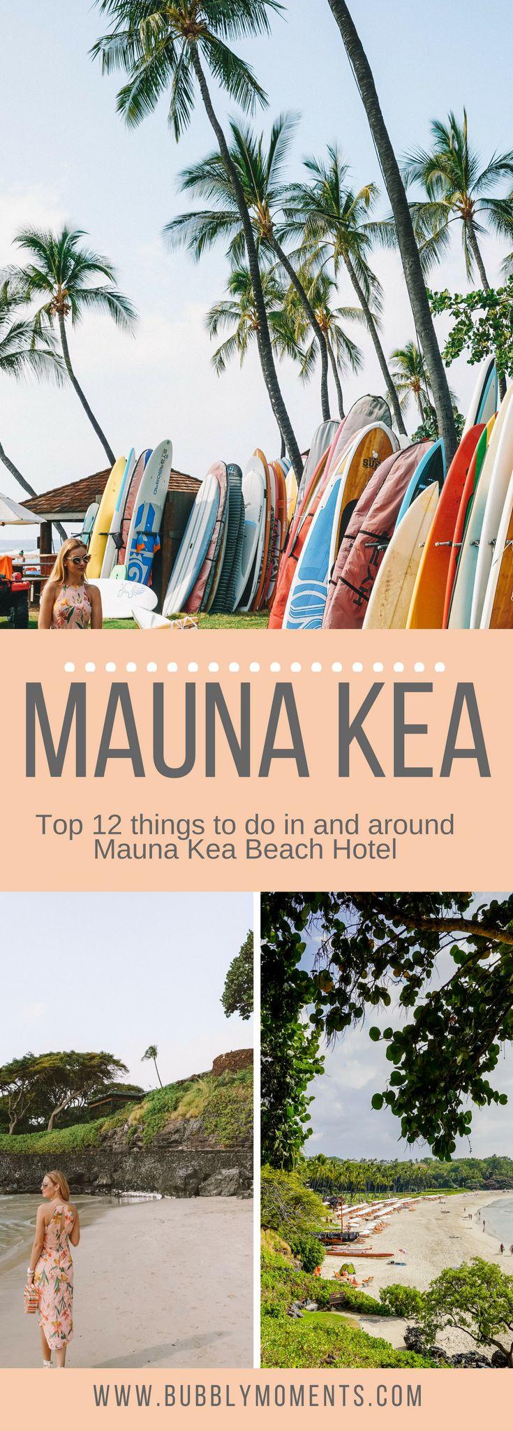 Mauna Kea Beach Hotel Luau