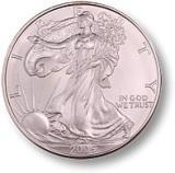 American Eagle Silver Coins