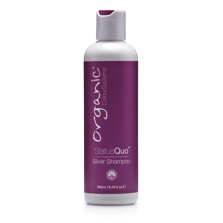 Organic Status Quo Silver Shampoo