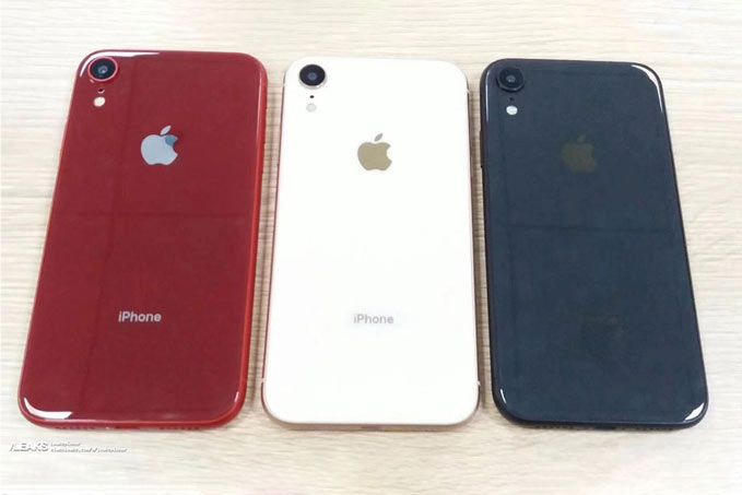 هاتف Iphone 9 بحجم 6 1 إنش يظهر في ثلاثة ألوان مختلفة Iphone Iphone 9 Iphone Phone