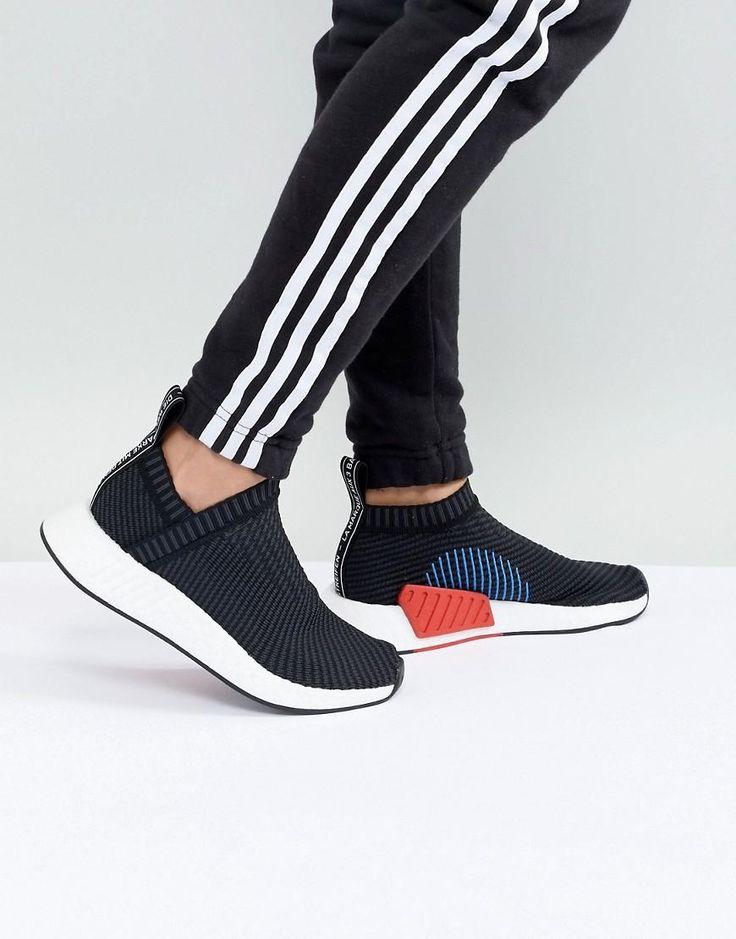 #Spring #AdoreWe #ASOS - #adidas adidas Orignals NMD Cs2 Sneakers In Black