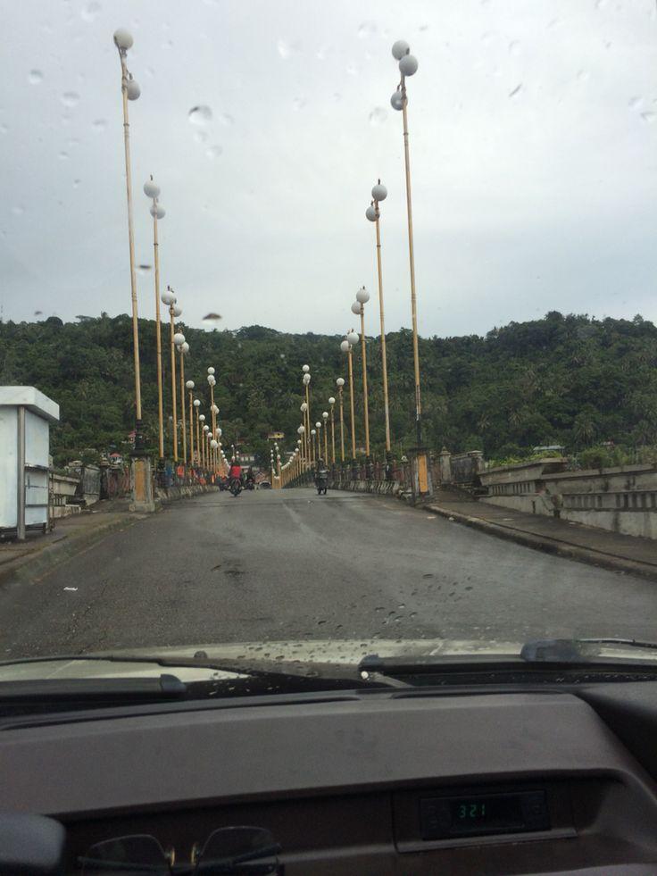 Jembatan Siti Nurbaya. Padang