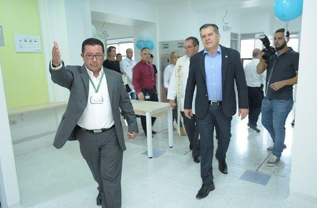 Con una inversión de $260 millones para el área de servicios, de los cuales $160 serán cofinanciados por la Gobernación, se dotará la nueva sala de partos