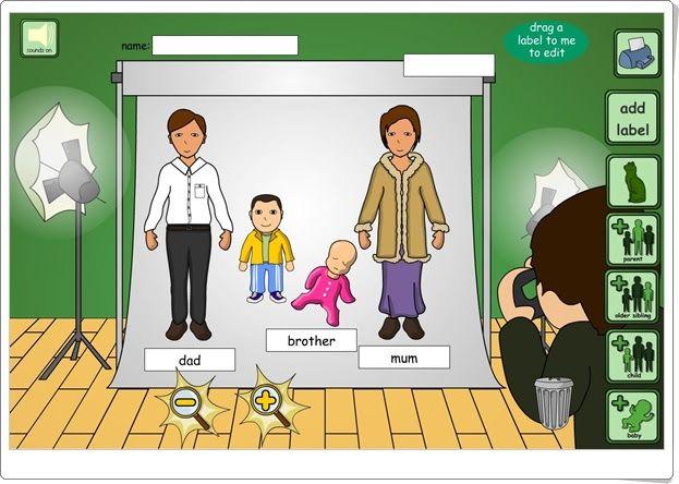 """My family"" (Iboard.co.uk)"