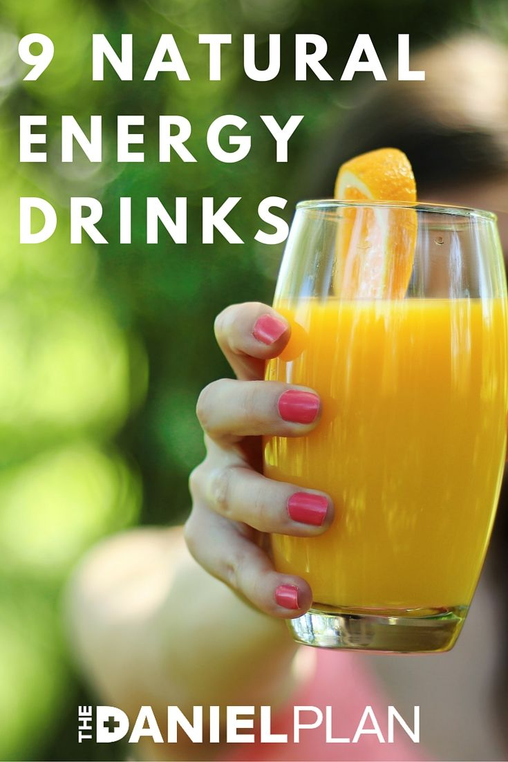 There are many ways we can boost our energy throughout the day. Opting for sugar laden, chemical and caffeine filled drinks will only give a short, unnatural burst of energy, wearing down our adrenal glands and contributing to serious long-term health problems.  So instead of reaching for that can of Red Bull or Coca-Cola, why not give your body a natural energy boost with these delicious pick-me-ups. They'll have you powering through your day without an energy crash!