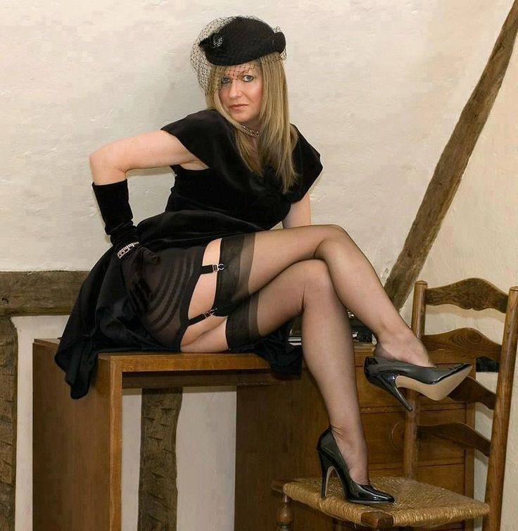 Royalty Free Vintage Nylon Stockings Pictures, Images and