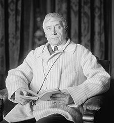 Maurice Polydore Marie Bernard Maeterlinck (also called Comte (Count) Maeterlinck  (29 August 1862 – 6 May 1949) was a Belgian playwright, poet, and essayist who wrote in French. He was awarded the Nobel Prize in Literature in 1911. The main themes in his work are death and the meaning of life. His plays form an important part of the Symbolist movement.