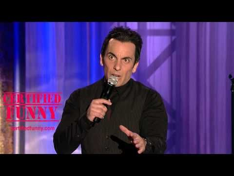 Certified Funny: Sebastian Maniscalco Italians don't play sports. what a skit ;)