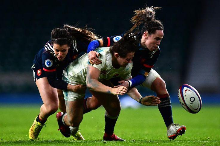 Un 1er groupe France pour la WRWC 2017 - World Rugby - 13/04/2017