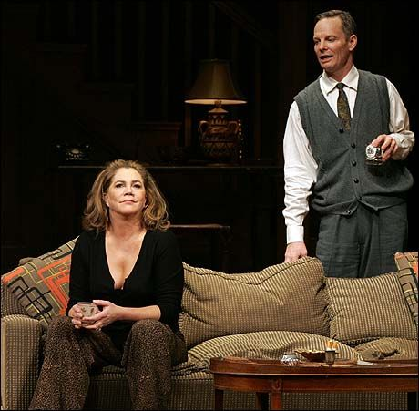 Who's Afraid of Virginia Woolf? Not Broadway. Albee Revival Opens on March 20 - Playbill.com