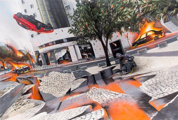 Brilhos da Moda: E se um meteorito caísse na Gare do Oriente