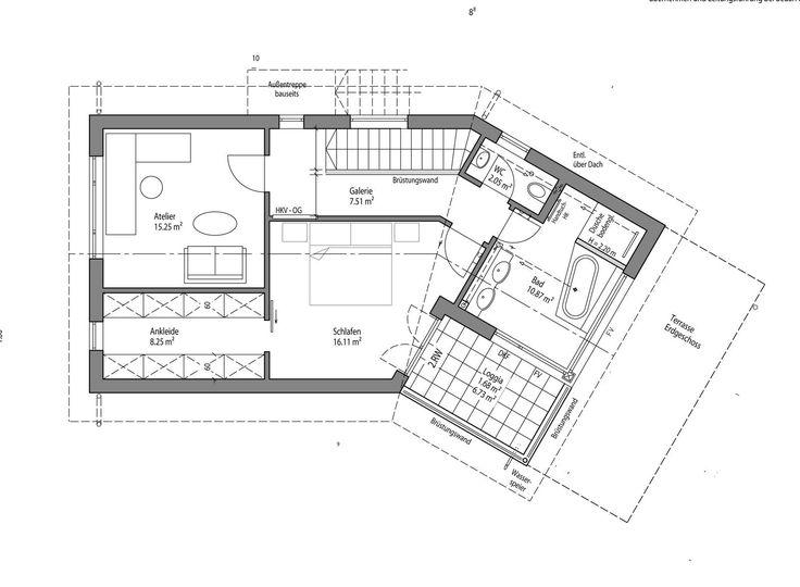 46 best Grundrisse images on Pinterest Floor plans, House floor