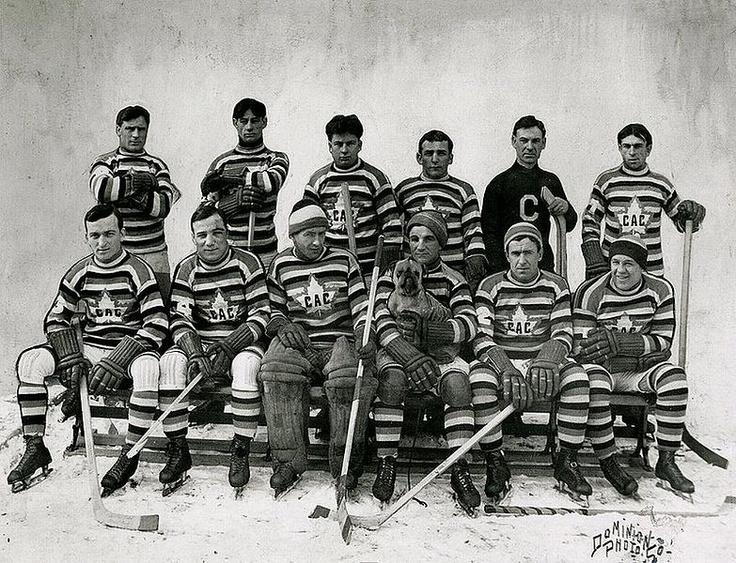 Montreal Canadien 1912-13
