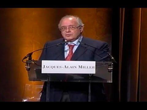 Jaques-Alain Miller Presentación del X Congreso AMP - YouTube