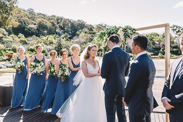 Most qualified #Sydneyphotographers know what techniques will tell a story of your dream wedding in #pictures.goo.gl/u5mf4q
