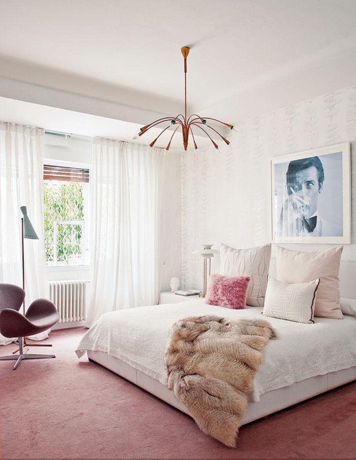 Die besten 25+ Schlafzimmerteppich Farben Ideen auf Pinterest - gestaltungsideen schlafzimmer edel ton halten