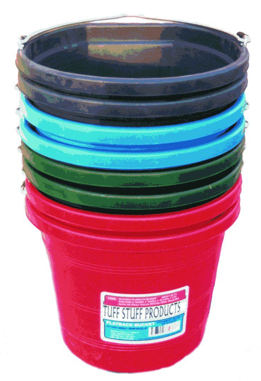 Buckets -Tuff Stuff Products