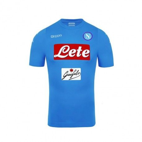 Camiseta Nueva del SSC Napoli Home 2017