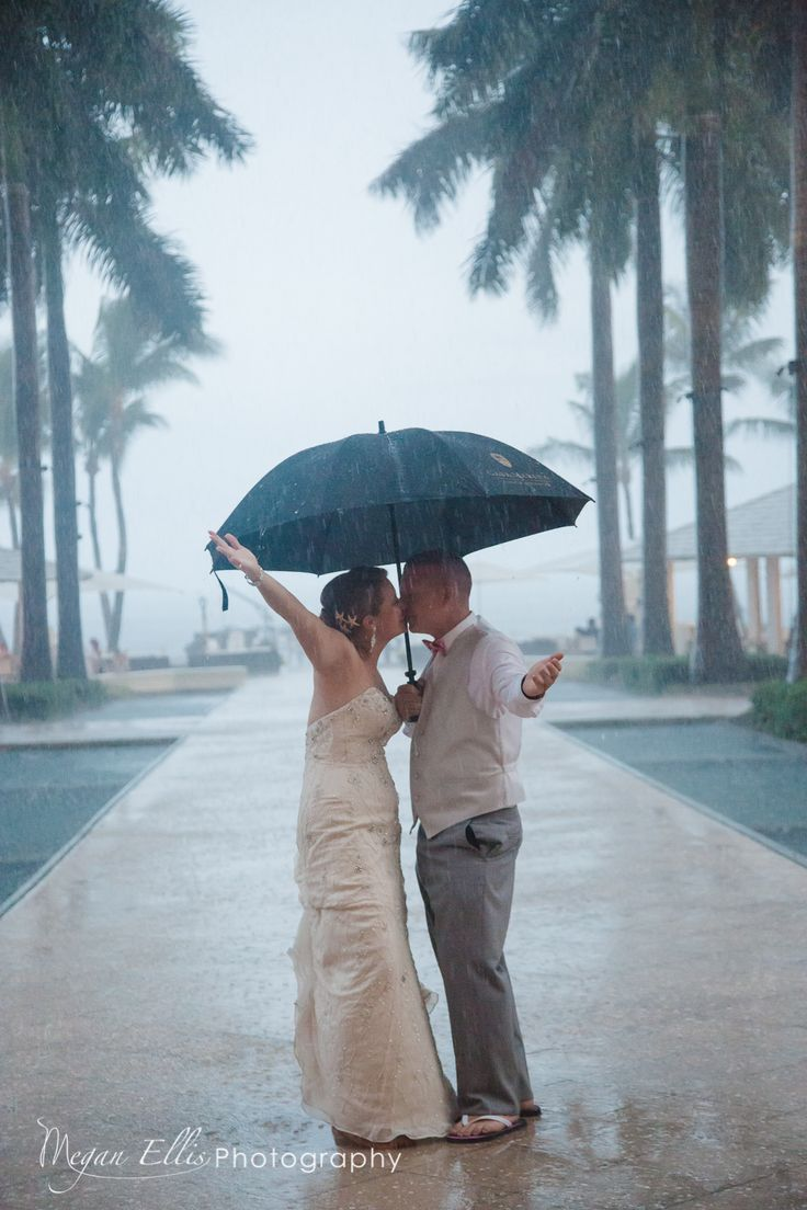 Don't let a little rain get in the way of your wedding day experience!   Key West Destination Wedding, Key West Beach Wedding, Casa Marina Key West, Top Key West Photographer, Wedding Photographer, Destination Wedding photography