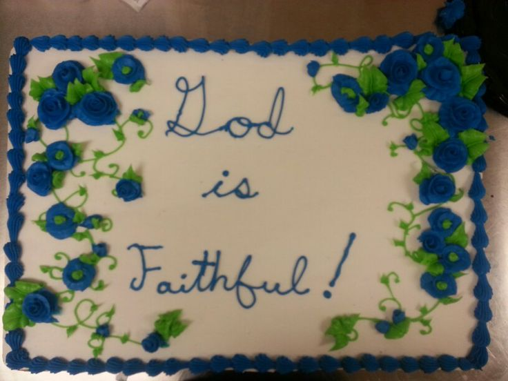 Church Homecoming Cake Church Homecoming Ideas