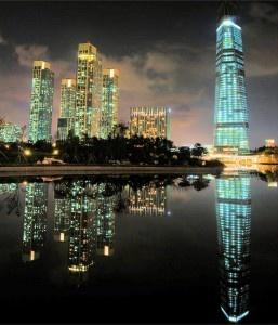 Korea dreaming.