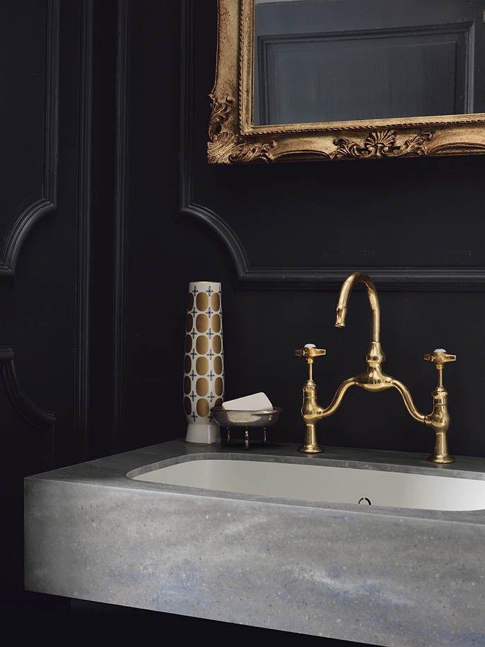 13 best corian custom sinks images on pinterest bathroom ideas bathroom designs and bathroom - Van plan corian ...