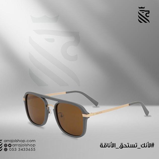 نظارة شمسية ماركة نوتيكا N4628sp 014 انيقة وعملية وتلفت وبسعر مميز من متجر الرجل الان بـ 320 ريال للطلب Https Buff Ly 37vegcw Sunglasses Glasses Instagram