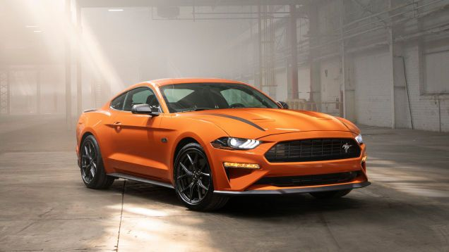 The 2020 Ford Mustang 2 3l High Performance Package Will Set You