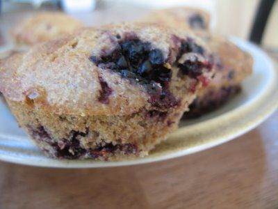 Blackberries Sourdough, Sourdough Muffins Great, Blackberries Muffins ...
