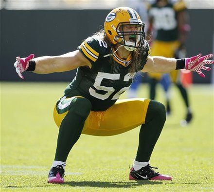 Clay Matthews...The Predator!