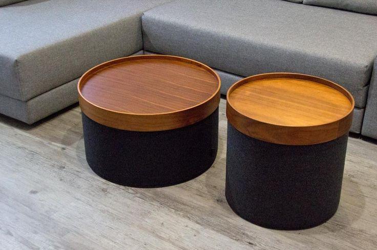 SOFTLINE Sitzhocker / Würfel Drums Pouf