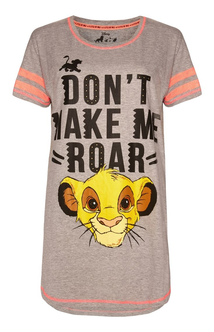 Primark - Disney Lion King Nightshirt