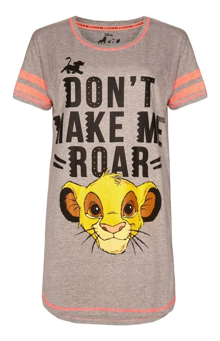 Primark - Disney Lion King Nightshirt £7.00