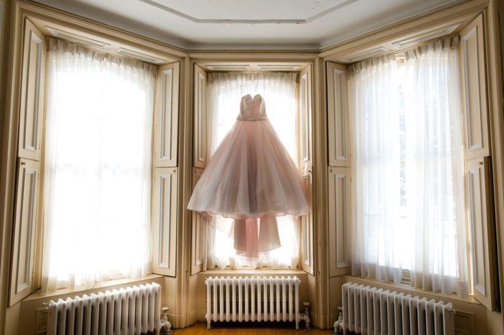 Robe de mariage, Wedding dress, Blush, Robe de marié, Bride's dress