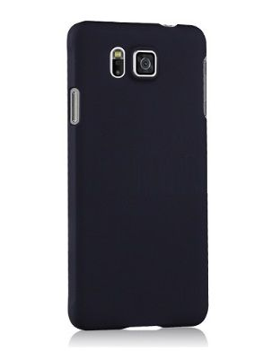 Rubber Plastic Θήκη Πλαστική Μαύρη OEM (Samsung Galaxy Alpha G850F) - myThiki.gr - Θήκες Κινητών-Αξεσουάρ για Smartphones και Tablets - Πλαστική Μαύρη