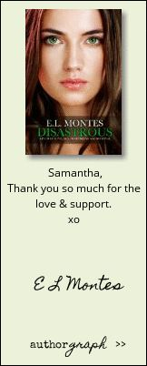 """Authorgraph from E L Montes for """"Disastrous (Disastrous Series)"""""""