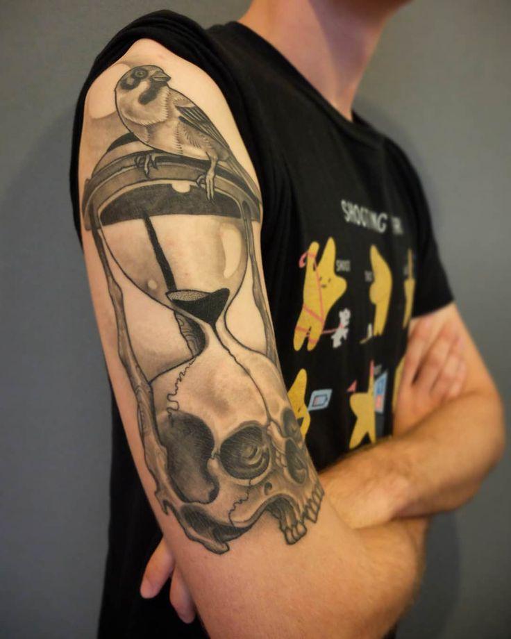 Körperkunst Tattoo Karlsruhe