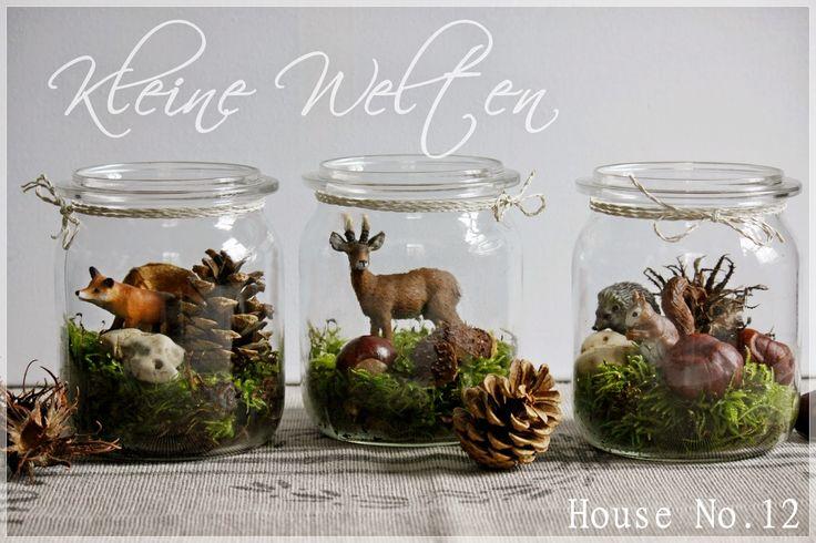House No.12: Kleine Welten & eine leckere Apfeltorte